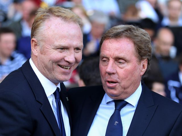 McLeish and Redknapp: In the papers