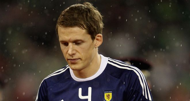 Christophe Berra: The Scotland defender earned his country a draw with only his second international goal