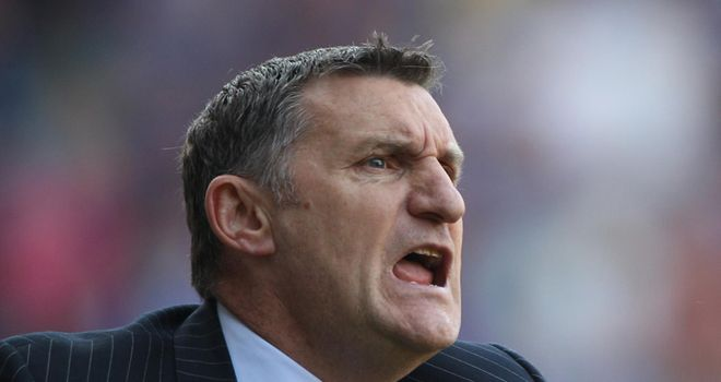 Mowbray: Maintained unbeaten start to Championship season