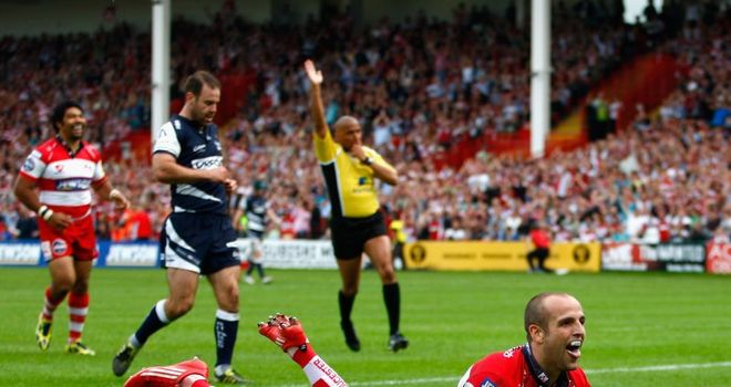 Sharples: New deal at Gloucester