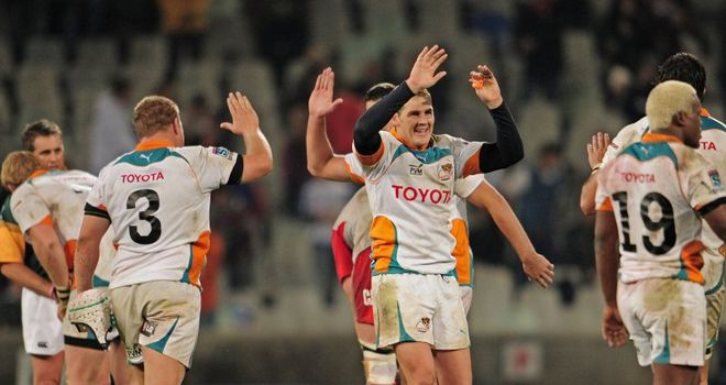 Cheetahs: Looking for four wins in a row