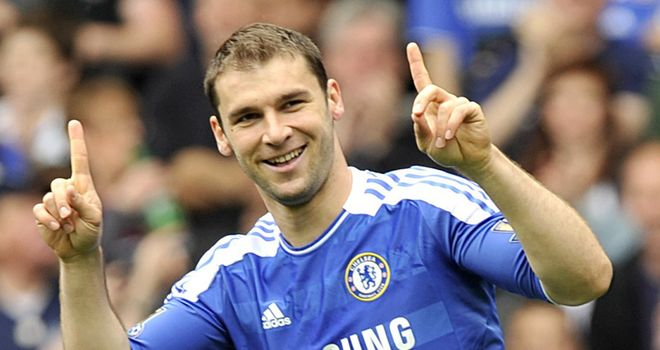 Ivanovic: Not intimidated by Man United's sensational start to the season