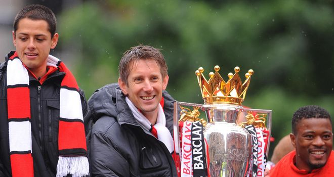 Van Der Sar: Set to be honoured in Holland after glowing tributes in English football