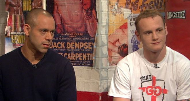 Booth: feels Groves is not yet ready for Froch