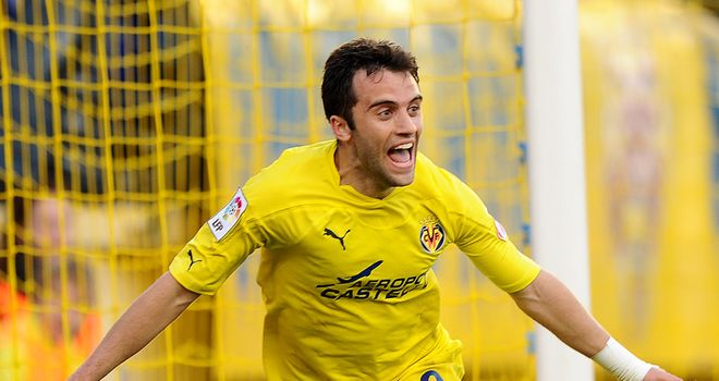Rossi: Villarreal striker has been the subject of a failed bid from Barcelona