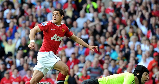 Hernandez: Loving life in Manchester after impressive debut season at Old Trafford