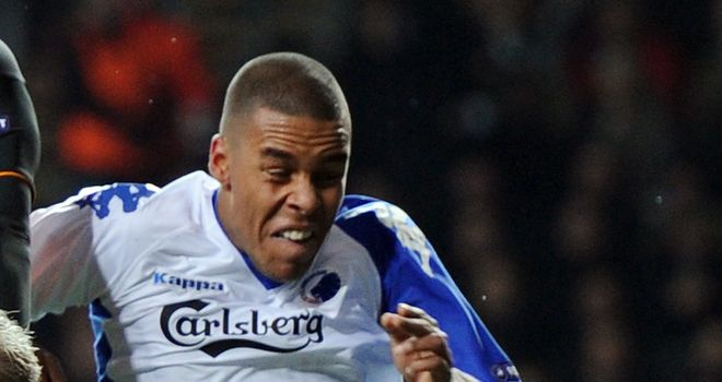 Jorgensen: Attracting major interest after impressing in the Champions League this season