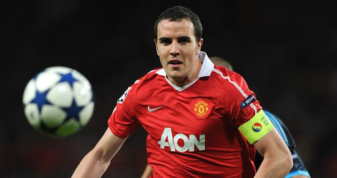 O'Shea: Delighted to join Sunderland on four-year deal from Manchester United