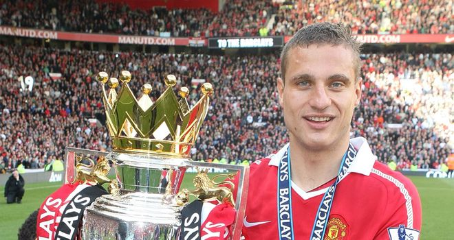 Vidic: United captain has rejected reports he could be ready to leave Old Trafford