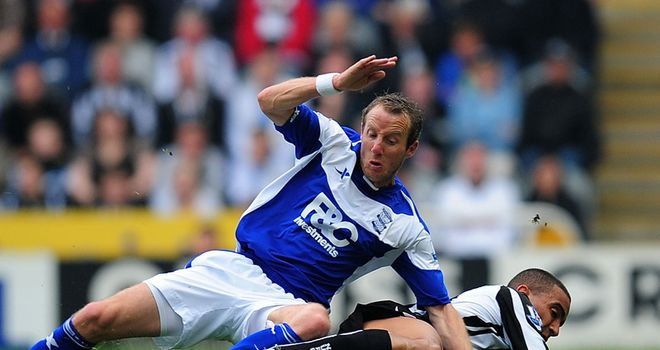 Bowyer: Expects to be offered a new contract by Birmingham but will take his time making a decision