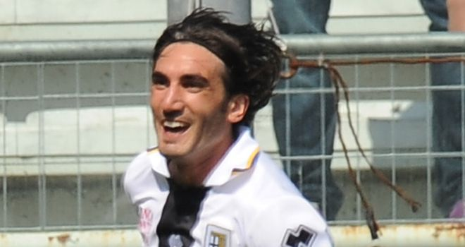 Francesco Modesto: Bagged the winning goal for Parma against Napoli in the San Paolo