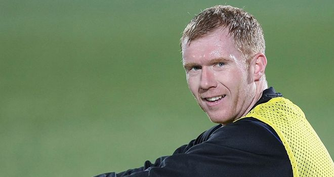 Scholes: Admits he could have been sold by Sir Alex Ferguson after refusing to play in a League Cup tie