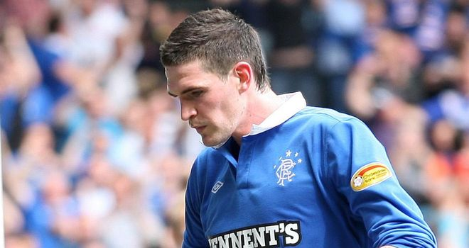 Lafferty: Rangers striker set for surgery next week