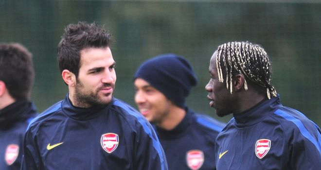 Sagna would understand if Arsenal team-mate Fabregas wanted to leave the club in the summer