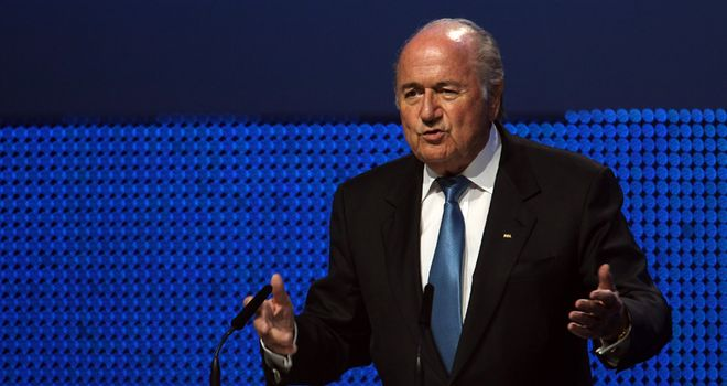 Blatter: Expects corruption investigation to conclude next month