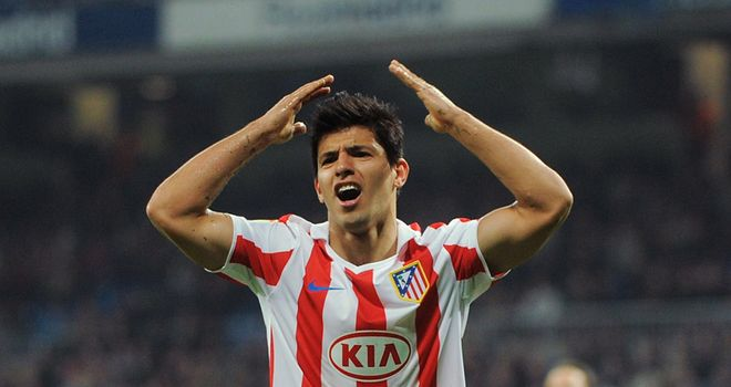 Aguero: Ready to move on after five years with Atletico