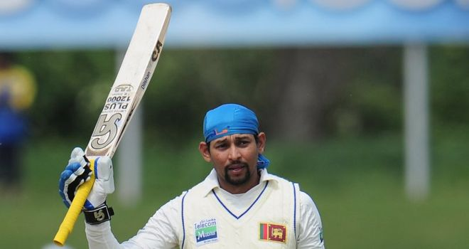 Dilshan: Notched century to put Sri Lanka back into contention against England Lions
