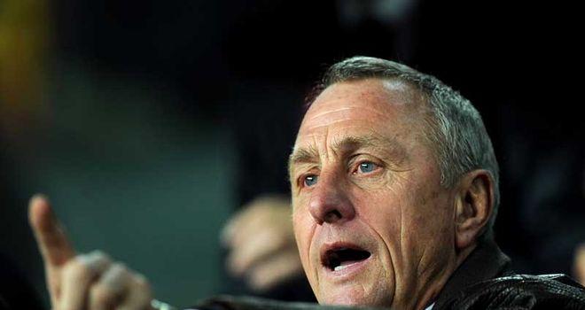 Cruyff: huge part in Spain's success