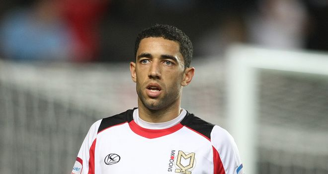 Woodards: Could secure move to the Championship after turning down a new deal at MK Dons