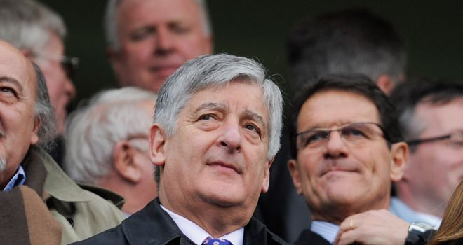 Bernstein: Wants postponement to Wednesday's Fifa presidential election