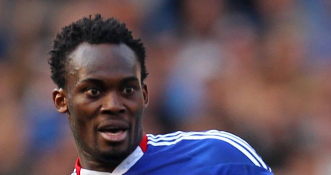 Essien: Back in Ghana squad for Congo qualifier