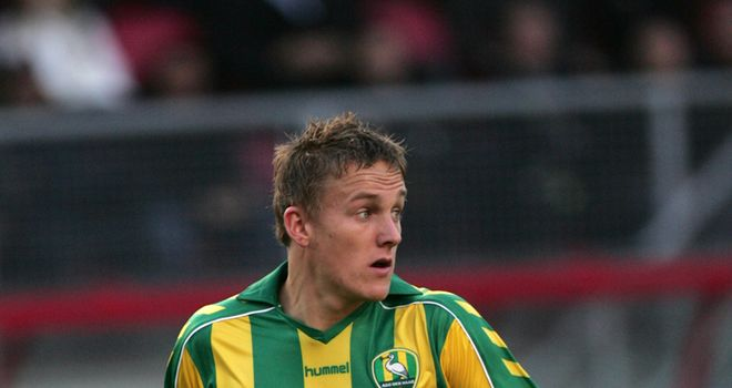 Jens Toornstra: Would be open to joining Swansea from ADO