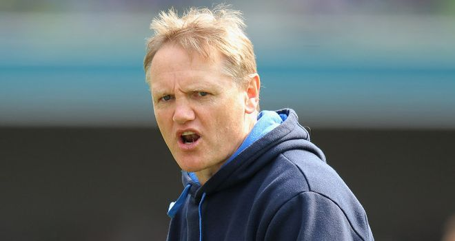 Joe Schmidt: Aiming to lead Leinster to their third Heineken Cup success in four seasons