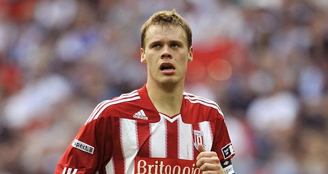 Shawcross: Confident that Stoke can beat his former club this Saturday