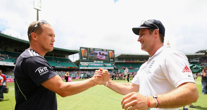 Strauss and Flower: Keys to England success