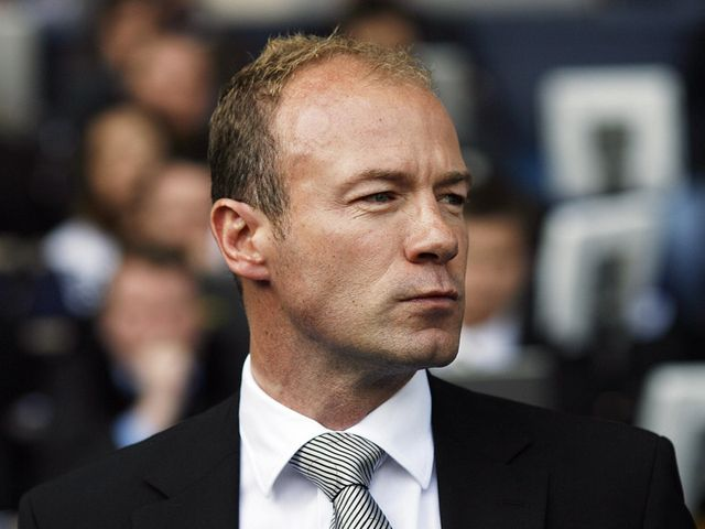 Alan Shearer: Former Blackburn striker