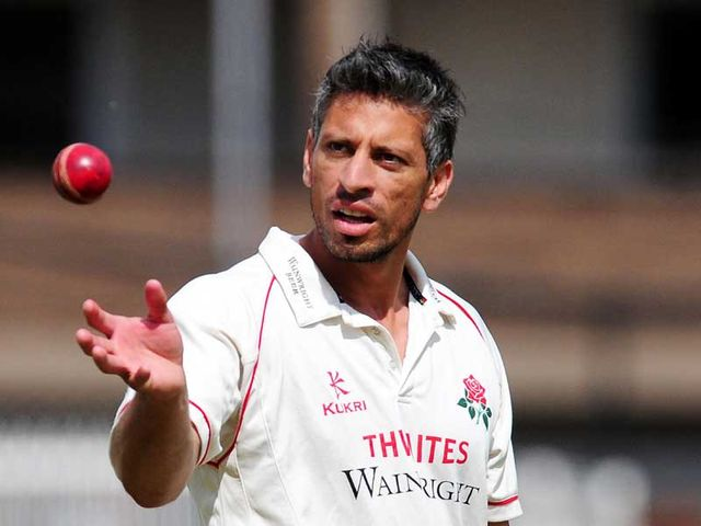 Sajid Mahmood: Has agreed to move to Somerset on loan
