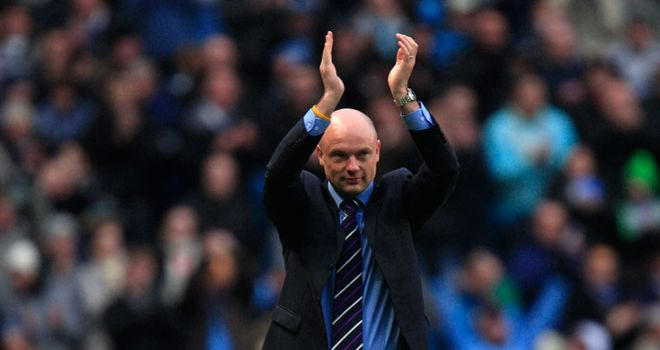 Rosler: Happy with performance