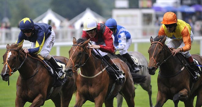 Best Terms prevails in a thrilling Queen Mary.