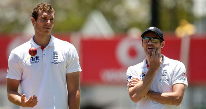 Anderson (R): Has praised Tremlett for the improvements he has made