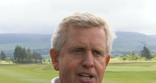 Colin Montgomerie: Still chasing a spot in next month's Open Championship field at Sandwich