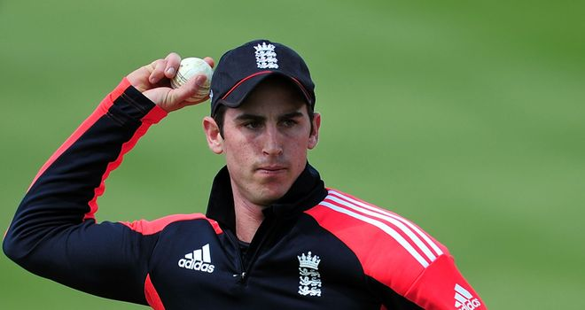 Craig Kieswetter: Keen to forge a successful Test career