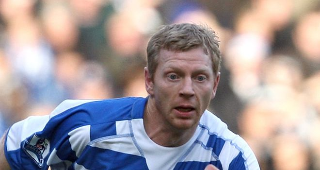 Brynjar Gunnarsson: Veteran midfielder is not looking to leave Reading, according to Brian McDermott