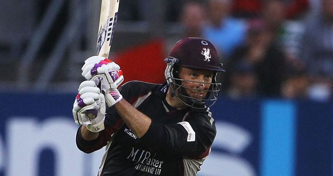 Marcus Trescothick: Not fit but set to play