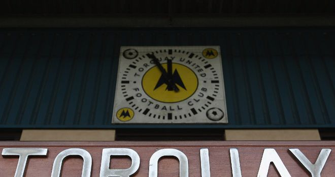 Torquay: Sign Bodin