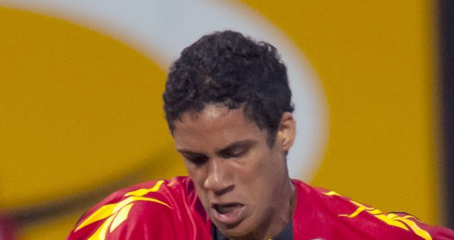 Varane: Expected to depart Lens this summer after impressing in Ligue 1