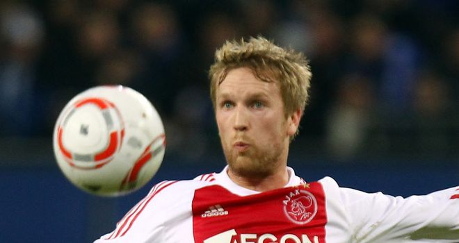 Lindgren: Has departed Ajax for Red Bull Salzburg