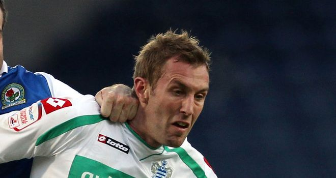 Hulse: Under contract at Loftus Road until 2013