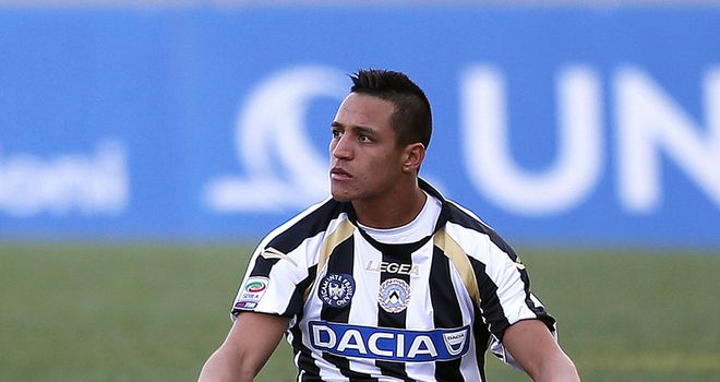 Udinese: No offers have been accepted for Sanchez