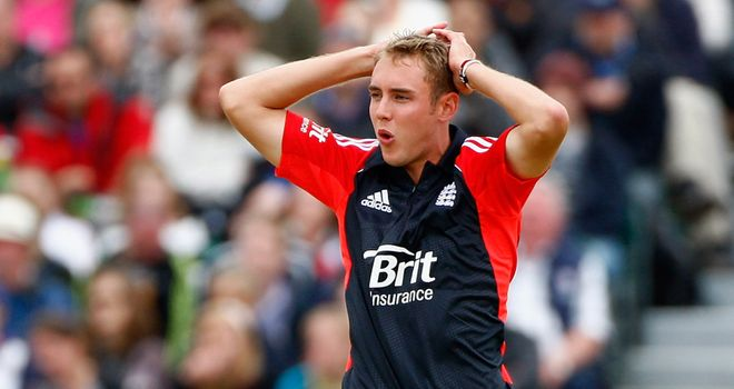 Broad: Expects India reaction
