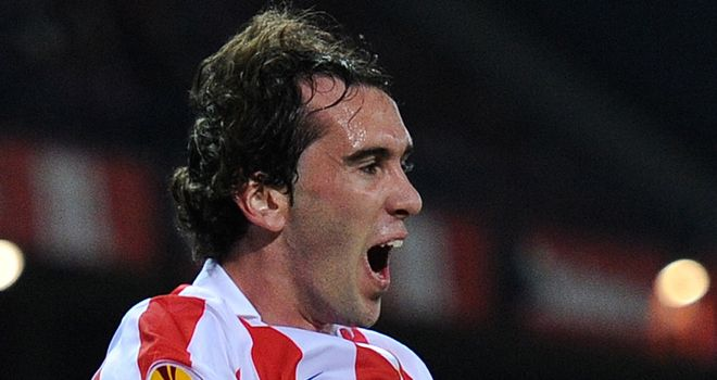 Godin: Atletico defender says he would be open to a Chelsea move