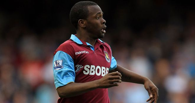 Zavon Hines: Former West Ham striker is attracting loan interest from Bournemouth
