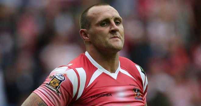 Hock: first Super League hat-trick