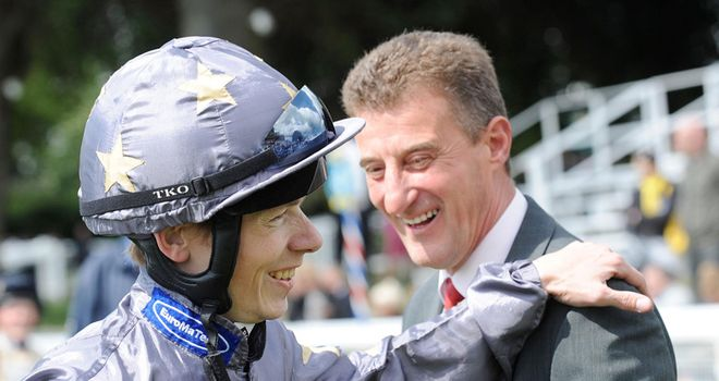 Kevin Ryan: Strong team for the Gimcrack at York