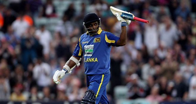 Sanath Jayasuriya: Captain of World XI