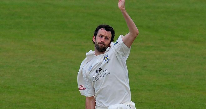 Graham Onions: New four-year deal at Durham